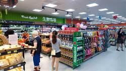 家樂福便利購超市 插旗台中美村精華商圈