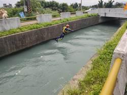 暑期溺水高峰期 平鎮消防加強水域救生