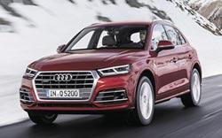 Audi Q5 安全科技再進化