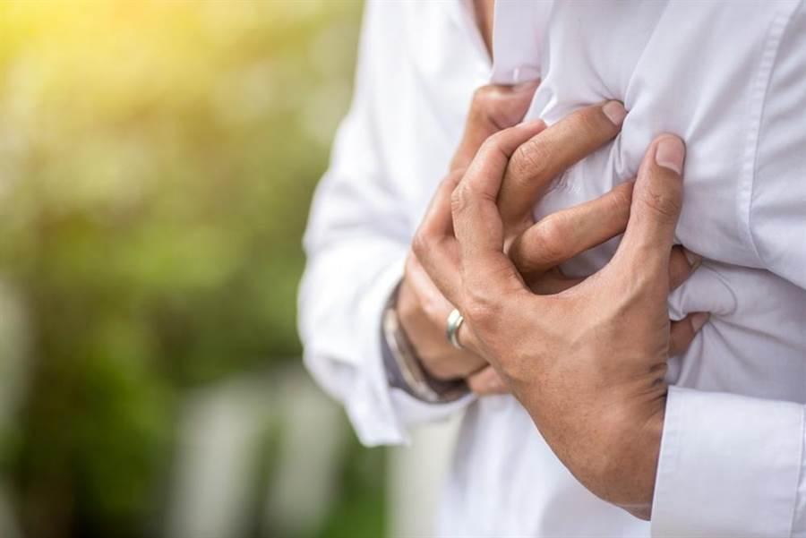罹患心臟衰竭不是引發併發症,就是突發猝死,5年內死亡率高達5成。(達志影像/shutterstock)