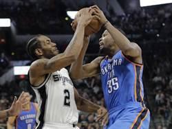NBA》曾被KD看扁 里歐納德摘冠復仇