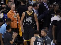 NBA》勇士留下K湯 浪花兄弟沒拆夥