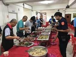 慶祝警察節  中市警友辦古典宴會慰勞基層
