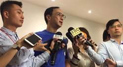 館長、黃國昌623遊行 朱打臉:尊重媒體言論自由