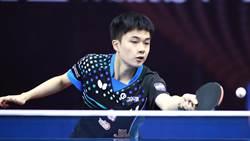 桌球》林昀儒廖振珽拍進捷克賽冠軍戰