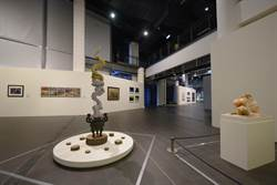 108年全國美術展開展  展現藝術創作多元可能