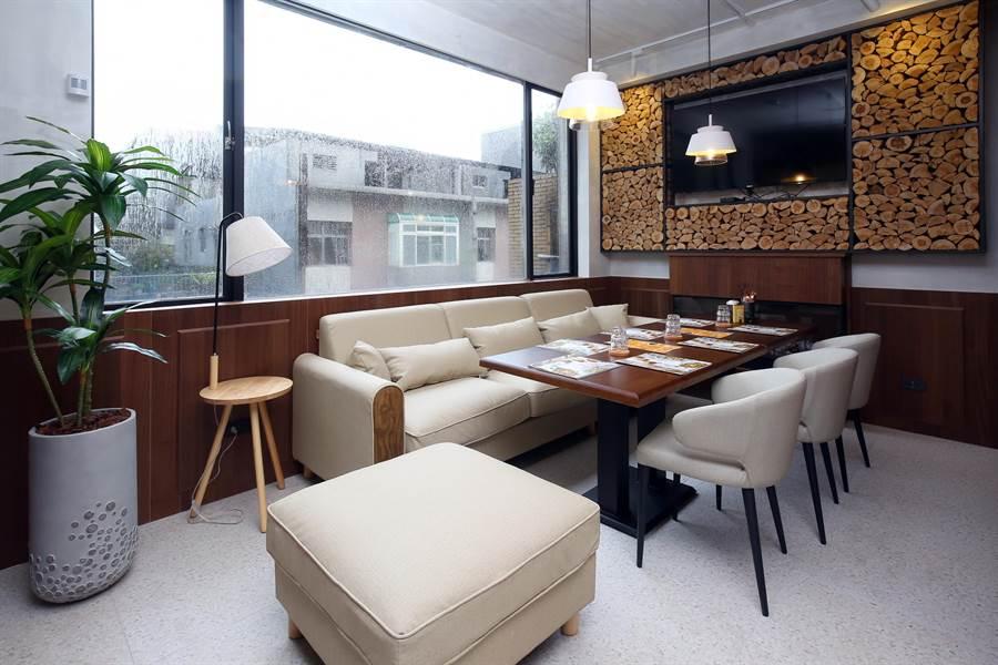 台灣早午餐連鎖餐廳霸主「貳樓」餐廳,在市場制霸的成功之道,是「讓餐廳像個家」。(圖/貳樓餐飲集團)