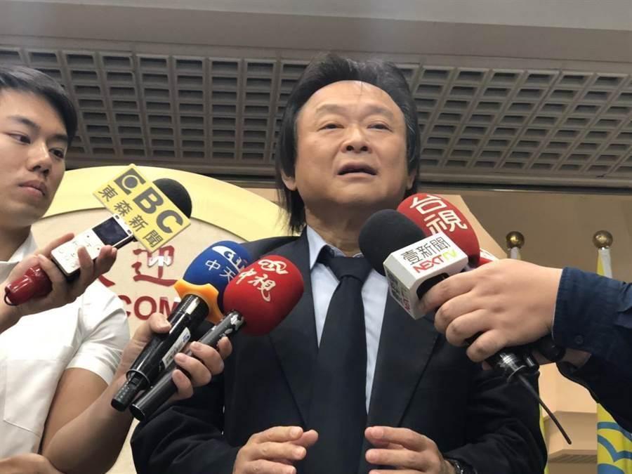 民进党台北市议员王世坚。(图/资料照片)