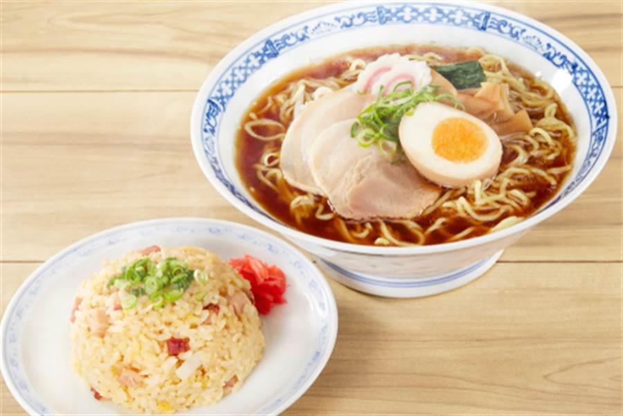 為什麼日本人吃拉麵愛配米飯?(圖片取自/達志影像)