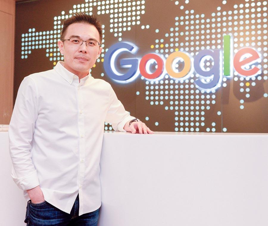Google台灣總經理陳俊廷接受專訪,暢談Google在台的規劃及未來南向布局。圖/王德為