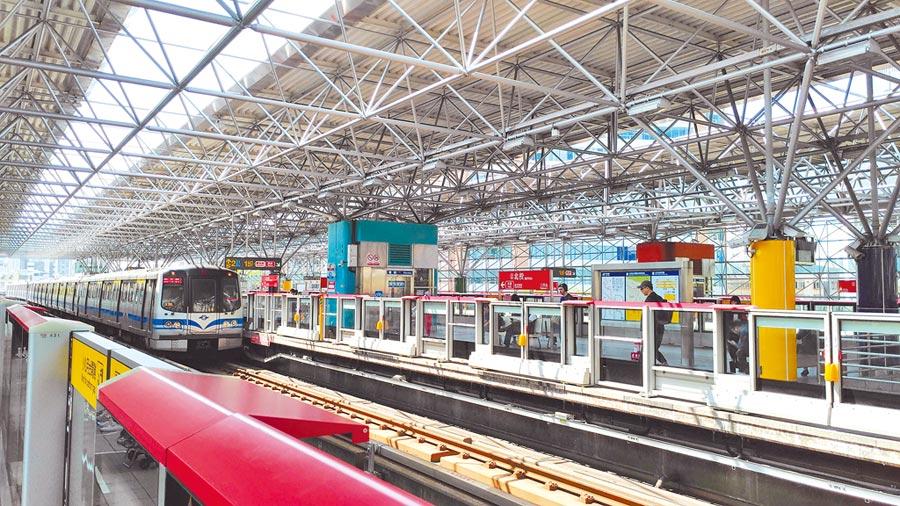 台北捷運公司將於20日試辦淡水信義線大安至北投區間車延駛至新北投車站1天,作為未來路線調整可行性評估參考。(台北捷運公司提供)