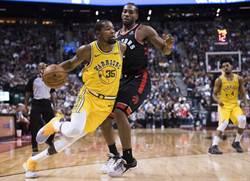 NBA》醫生嘆:KD戰力永久受損