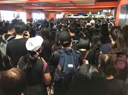 抗議民眾提4大訴求 香港反送中遊行再出發