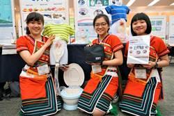 韓國創新發明大賽我獲第二 「好神通造口便袋」得大獎