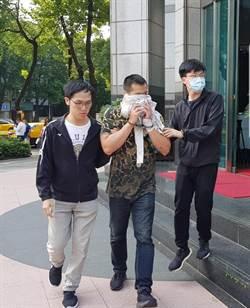 男子開槍射警遭逮  曾涉18年前台北市議員槍擊案