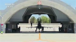 殲10加固機堡曝光! 可抵禦美軍鑽地炸彈