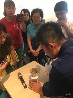 國人愛咖啡 台南在地連鎖新咖啡開授手沖咖啡課秒殺