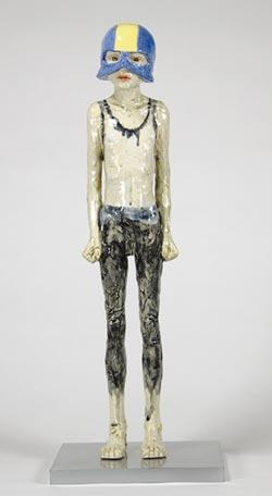也趣藝廊生之形 展出日本當代雕塑