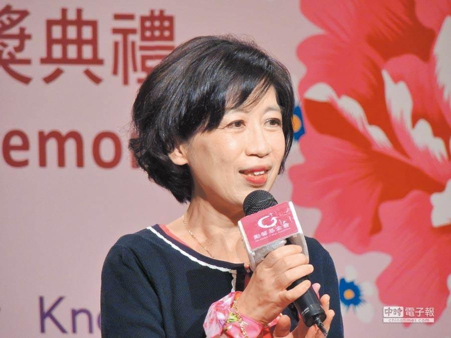 台北市長柯文哲妻子陳佩琪。(中時資料照)