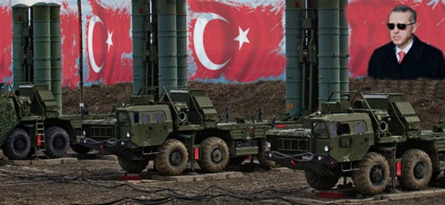 土耳其堅持夠入S-400,最快會在七月收到第一組,這將可能導致土耳其與北約的決裂。(圖/politikaakademisi)