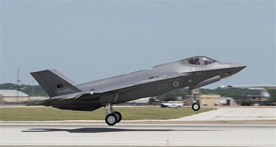 因為S-400,土耳其可能失去F-35戰機。(圖/美國空軍)