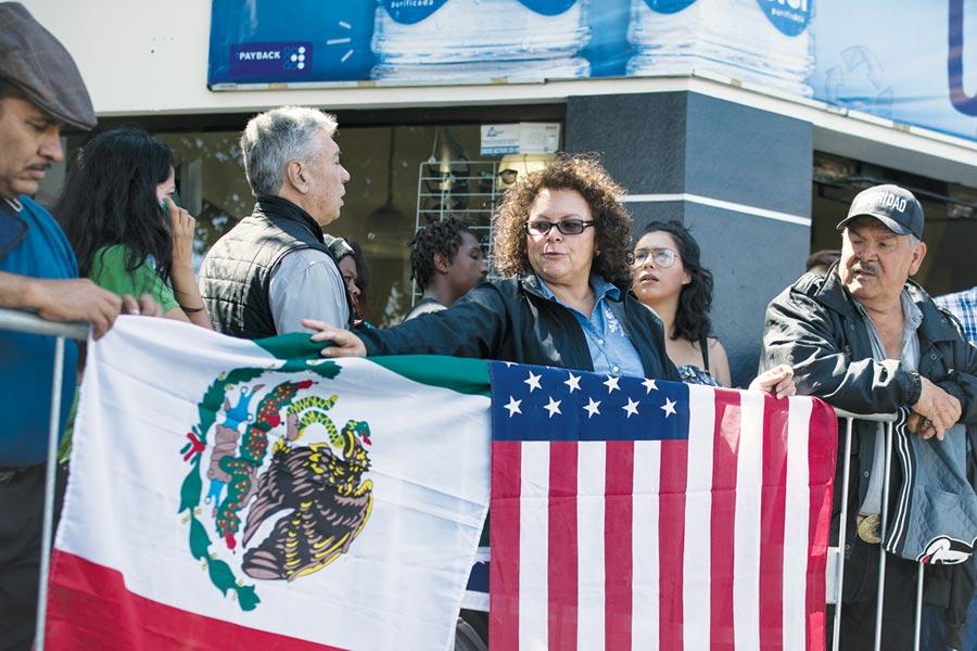 墨西哥的關稅困境圖╱美聯社