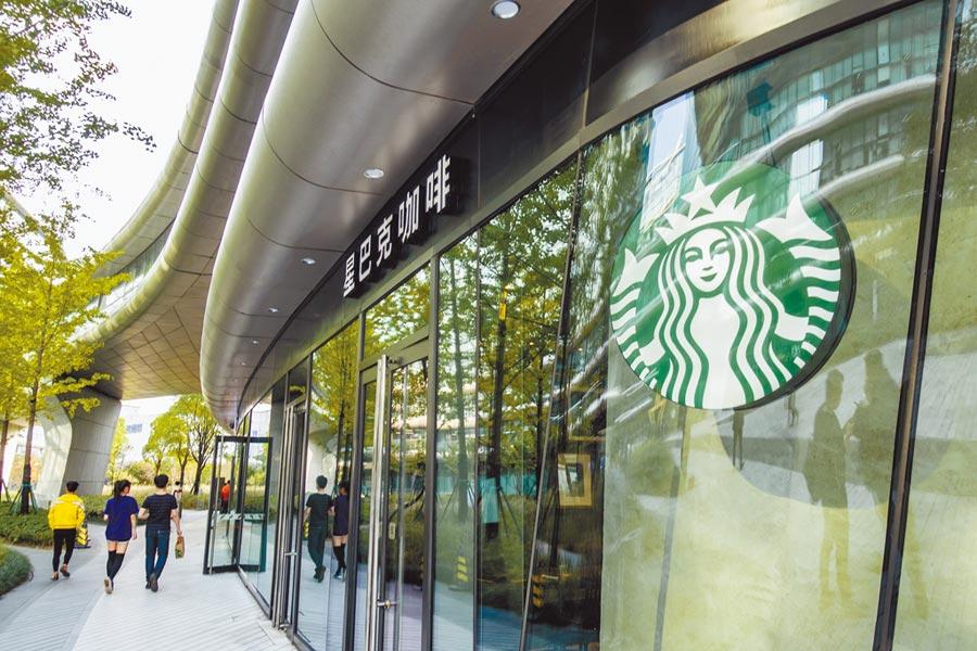 上海星巴克咖啡售價比台北要貴。(CFP)