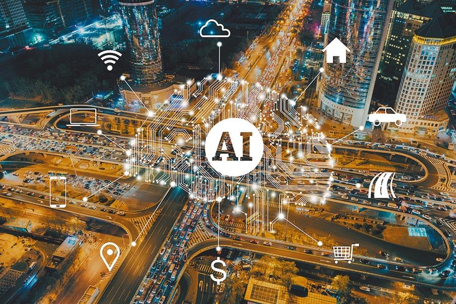 人工智慧帶來機會和挑戰。(CFP)