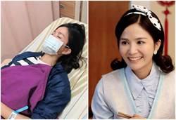 吳怡霈拍戲慘中「大三元」:斷牙、流感、隱翅蟲!