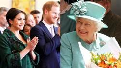 女王這樣慶祝梅根生日!晉升皇室「寵兒」的象徵?