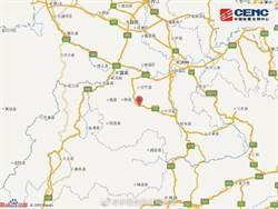 四川6.0地震3死 震感10餘秒有房舍倒塌