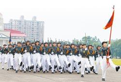 陸官校慶 韓國瑜校友全程參加