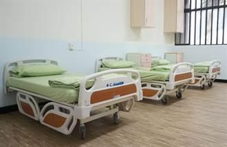 草屯療養院增48床加強長照服務 下月再開辦失智精神護理之家