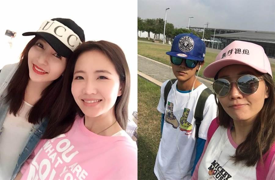 謝忻和阿翔爆婚外情,2年前PO文有跡可循。(圖/翻攝自臉書)