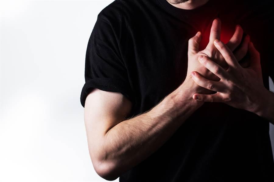 19歲男大生胸悶,檢查驚見睪丸癌長胸口。(示意圖/達志影像)