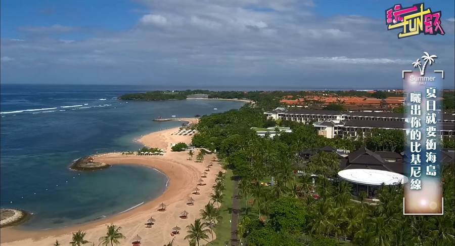 Club Med Bali是適合全家大小的海島度假勝地