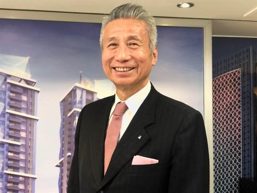 大同市場派代表人物、三圓機構董事長王光祥。(圖/中時資料照)