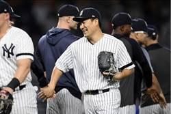MLB》田中將大神威 111球完封光芒
