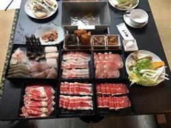 「昭日堂」鍋煮 強打「肉肉吃到飽」