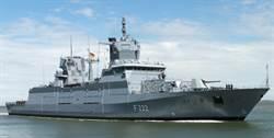 德國最新神盾艦巴登符騰堡號正式服役