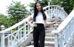 屏大校園美女劉芳岑 夢想偏鄉當老師