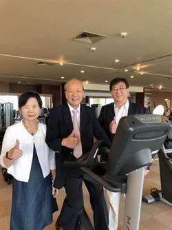 羅崑泉:喬山未來3年 要替台灣健身器材業拿回金牌
