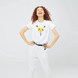 UNIQLO寶可夢T恤 集結全球創意