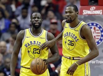 NBA》格林:跟杜蘭特吵架是我錯了