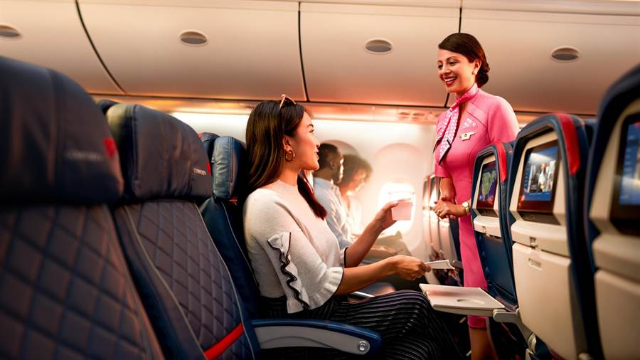 (圖/翻攝自Facebook @Delta Air Lines)