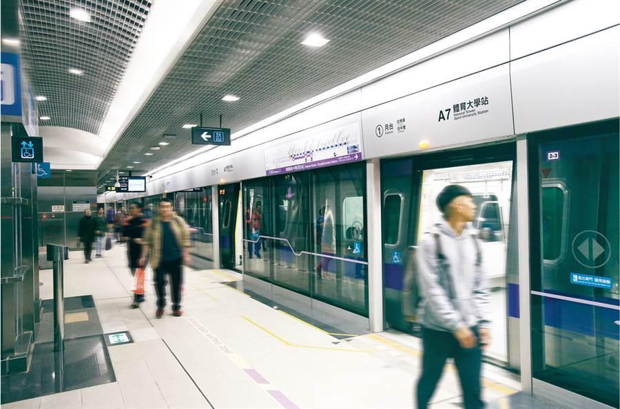 ▲A7重劃區是捷運沿線,交通、產業最集中的國際級重劃區。(圖/業主提供)
