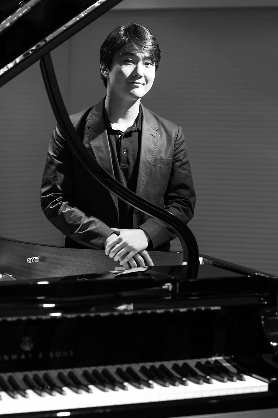 蕭邦大賽首獎得主趙成珍再次來台,將演奏印象樂派德布西作品。(鄧博仁攝)