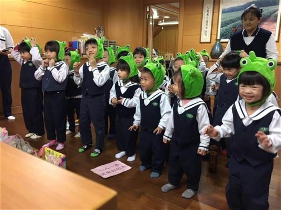 小王子在約旦被拯救的故事傳回台灣,幾年前來自台灣慈濟醫院及慈濟幼兒園等單位,特別發起「一人一善、送愛到約旦」關懷行動。(圖/慈濟基金會提供)
