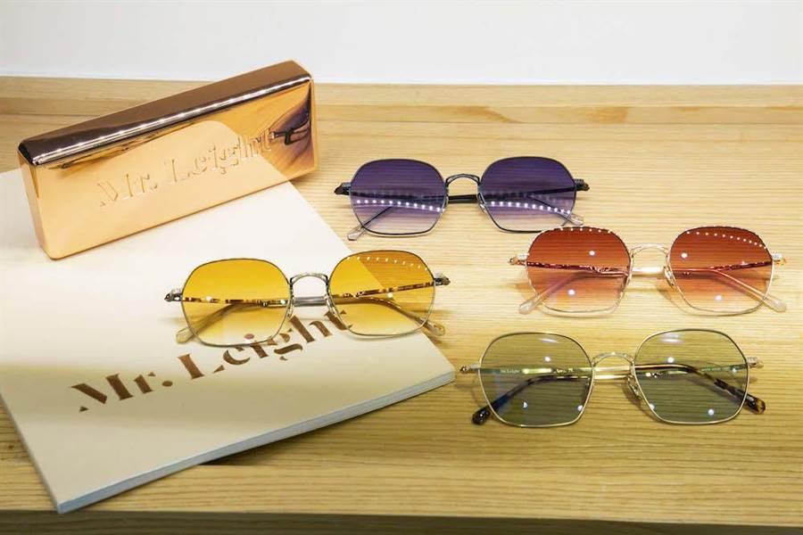 2019年春夏新品及经典款式,即日起至7月18日在四季眼镜中山店独家抢先贩售。