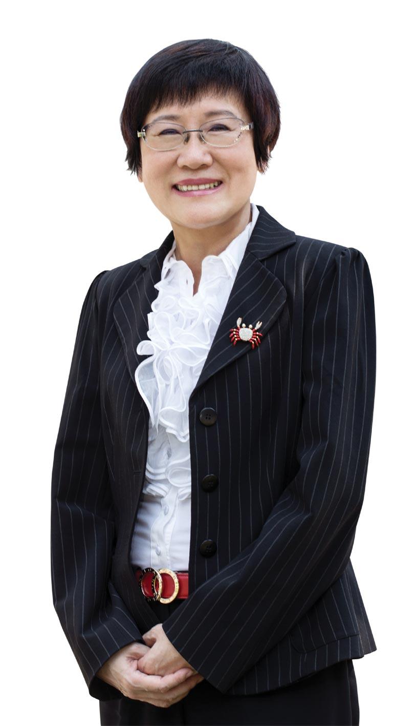 中華電信國際分公司總經理吳學蘭